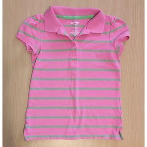 Size 6/7 polo shirt